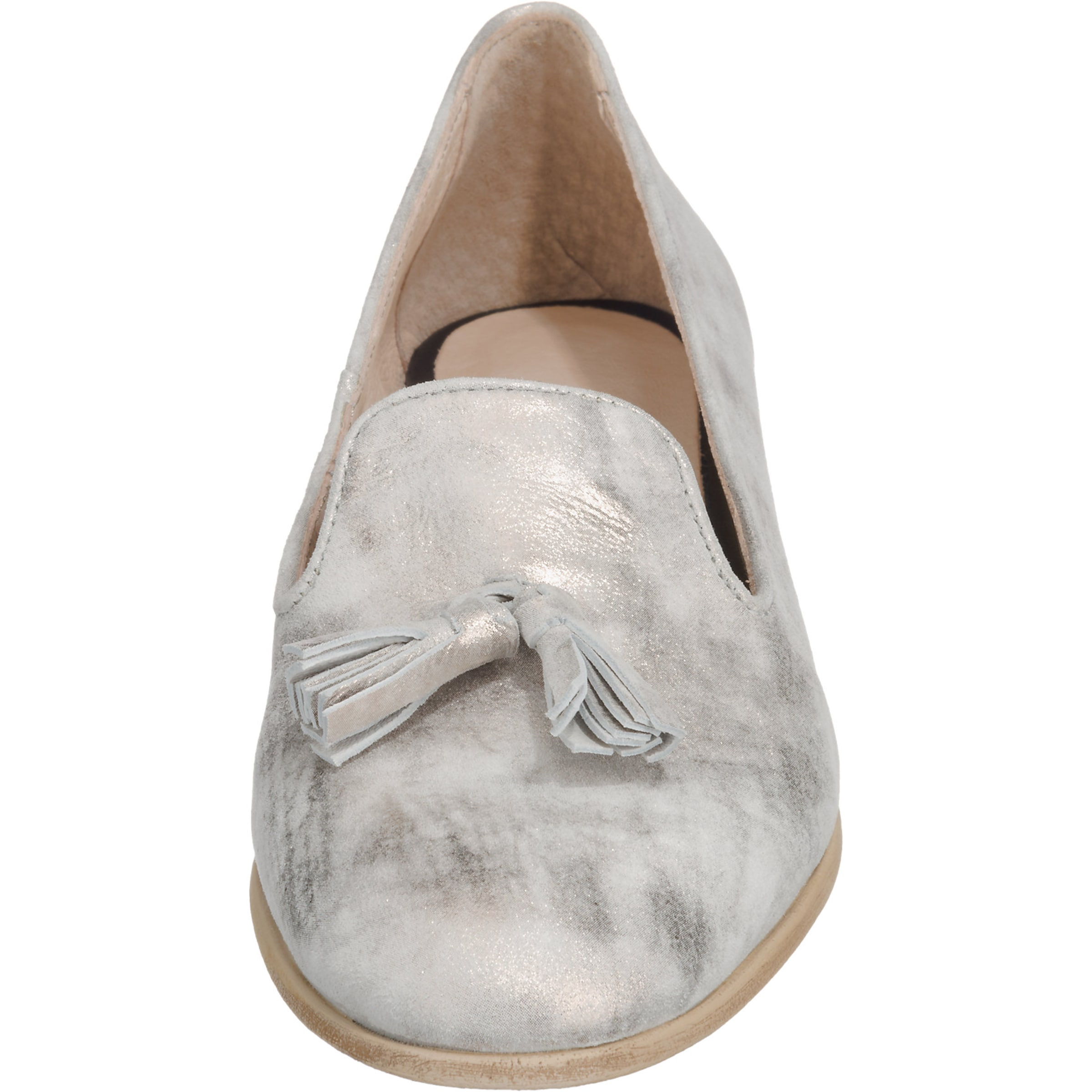 Fenena In Fenena Jolanaamp; In Ballerinas Silbergrau Jolanaamp; Ballerinas fvYb76gy