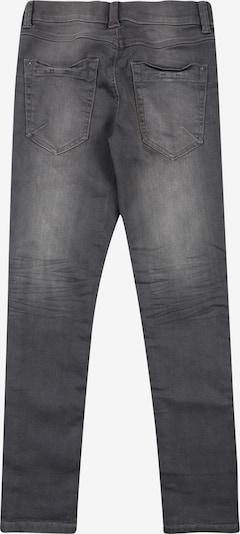 s.Oliver Junior Jeans 'Seattle' in black denim: Rückansicht