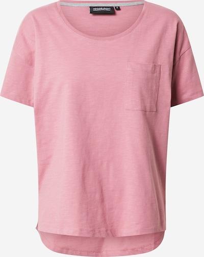 recolution Shirt in rosa, Produktansicht