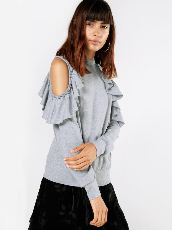 shirt Glamorous Sweat 'ck4102' En Gris T1FJclK3