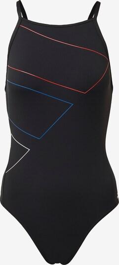 ADIDAS PERFORMANCE Sportbadeanzug in mischfarben / schwarz, Produktansicht
