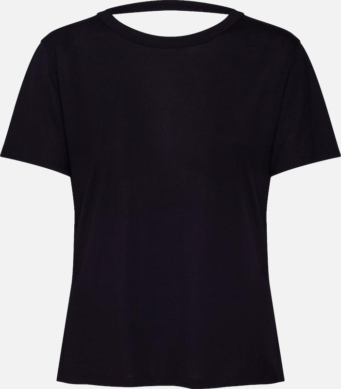 Tigha Noir 'kari' En T shirt nPkw08O