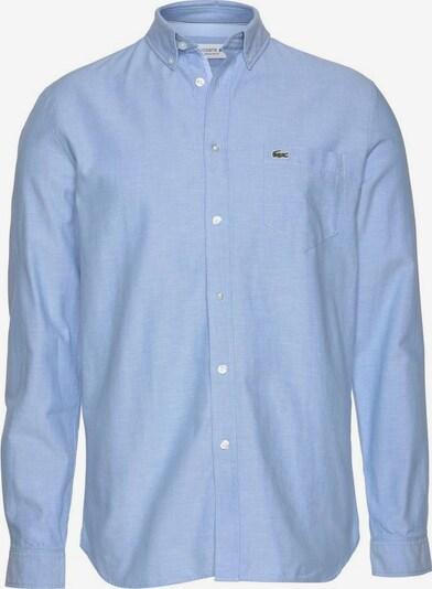 LACOSTE Hemd in hellblau, Produktansicht