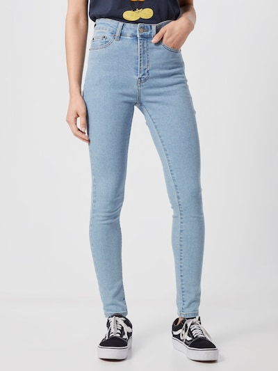 Dr. Denim Jeans 'Erin' in blue denim, Modelansicht
