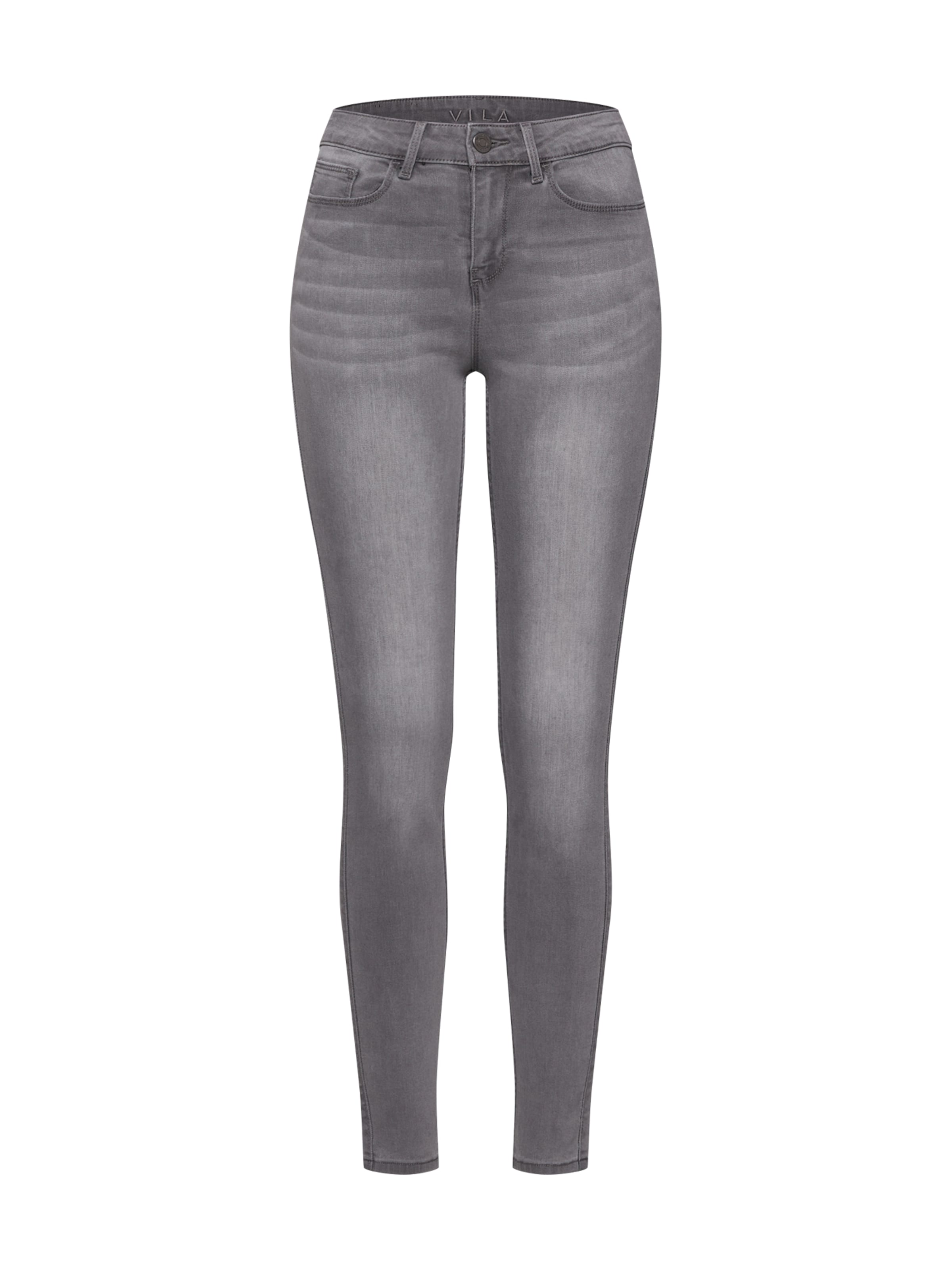 Jeans Felicia' 'vicommit Denim Grey In Vila CxoWrdBe