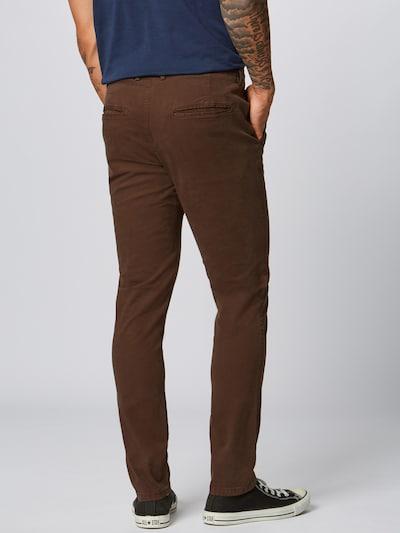 SELECTED HOMME Pantalon en caramel: Vue de dos