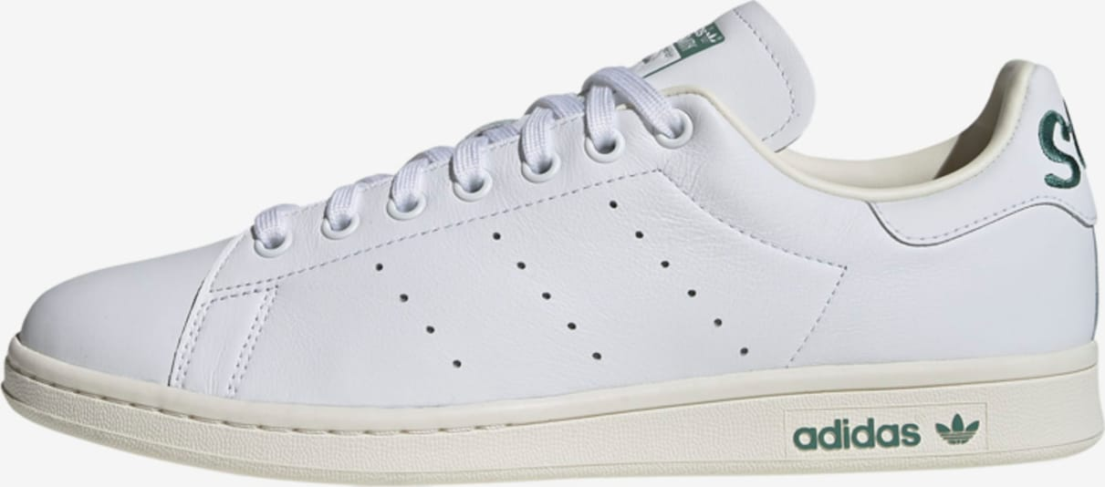 ADIDAS ORIGINALS Baskets basses 'Stan Smith' en blanc, Vue avec produit