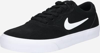 Sneaker low 'SB CHRON SLR' Nike SB pe negru / alb, Vizualizare produs