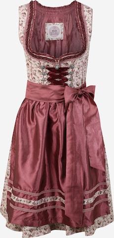 Rochițe tiroleze '013 Michalina' de la MARJO pe roz