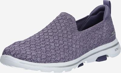 Skechers Performance Slip On cipele 'GO WALK 5' u ljubičasta, Pregled proizvoda