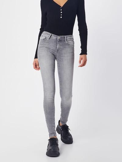 ONLY Jeans 'onlSHAPE REG SK DNM JEANS REA4488 NOOS' in de kleur Grey denim, Modelweergave