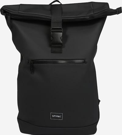 SPIRAL Rugzak 'STADIUM' in de kleur Zwart, Productweergave
