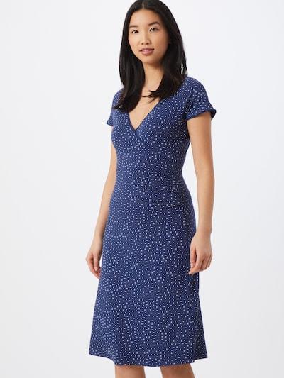 King Louie Kleid in nachtblau, Modelansicht