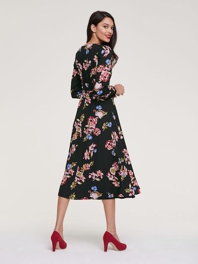 heine Kleid in mischfarben: Rückansicht