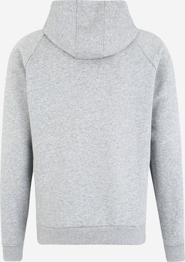 UNDER ARMOUR Sweatshirt  'RIVAL FLEECE SPORTSTYLE' in hellgrau: Rückansicht