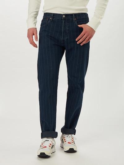 LEVI'S Jean '501® '93 STRAIGHT' en bleu denim: Vue de face