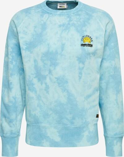 Kings Of Indigo Sweatshirt 'PARNELL' in blau, Produktansicht