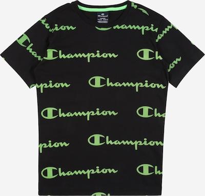 zöld / fekete Champion Authentic Athletic Apparel Póló, Termék nézet
