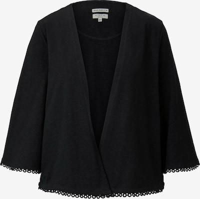 MY TRUE ME Cardigan in schwarz, Produktansicht
