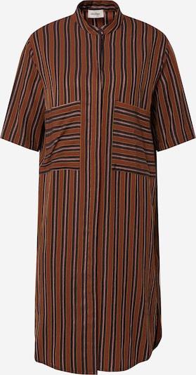Ottod'Ame Kleid in navy / braun, Produktansicht