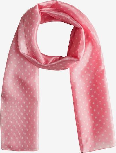 CODELLO Schal in pink / weiß, Produktansicht
