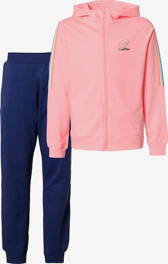 LOTTO Trainingsanzug 'Dreams' in marine / rosa, Produktansicht