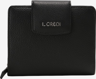 L.CREDI Portemonnee 'Maranello' in de kleur Zwart, Productweergave