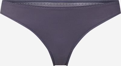 SCHIESSER String 'Invisible Lace' in grau, Produktansicht