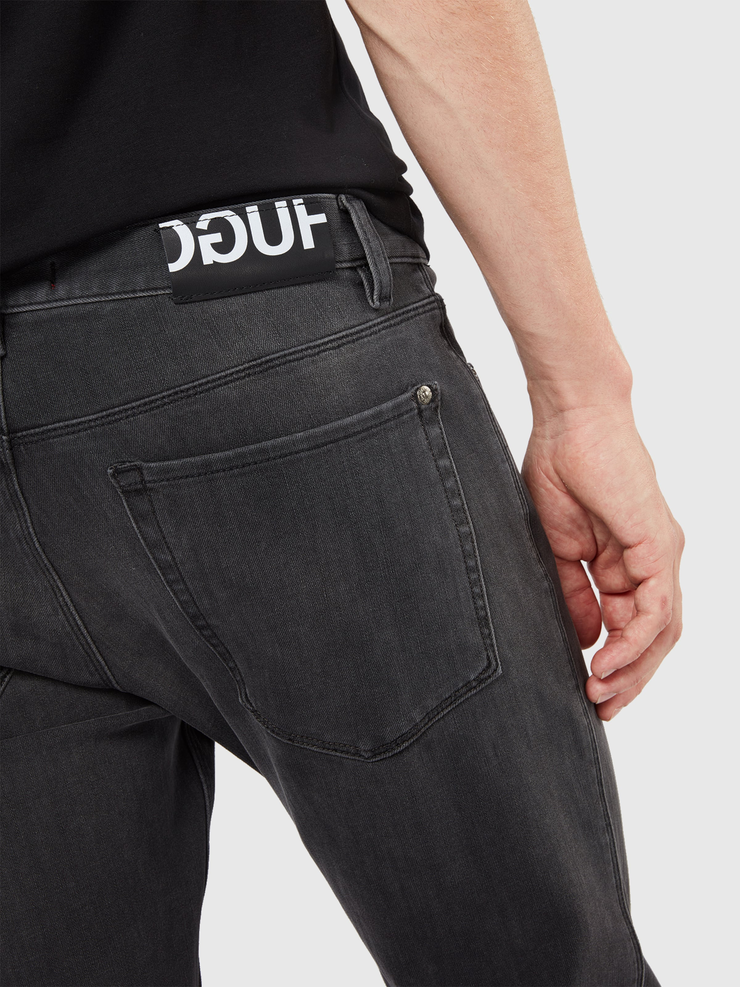 Wahl Günstig Online HUGO Slim-Fit-Jeans 'Hugo 708' Verkauf Neueste BCy5MjNWz