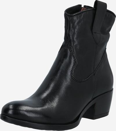 MJUS Enkellaarsjes 'DALLAS-DALLY' in de kleur Zwart, Productweergave