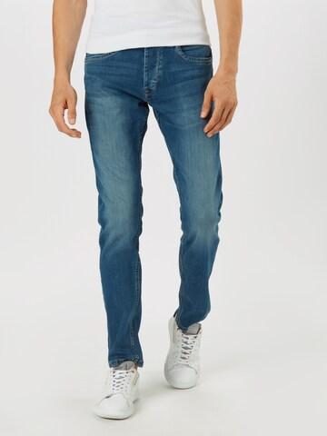 Pepe Jeans Džínsy 'Cash' - Modrá