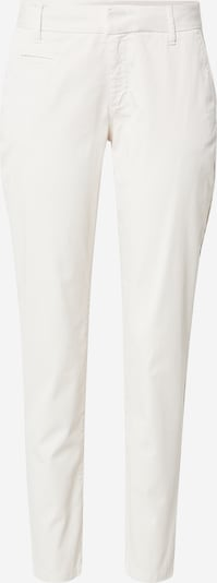 Soyaconcept Pantalon chino 'SC-SAMIRA 1-B' en blanc, Vue avec produit