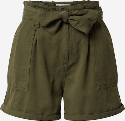 Miss Selfridge Shorts 'KHK' in khaki, Produktansicht