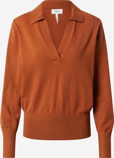 OBJECT Pullover 'OBJMIRANDA' in orangerot, Produktansicht