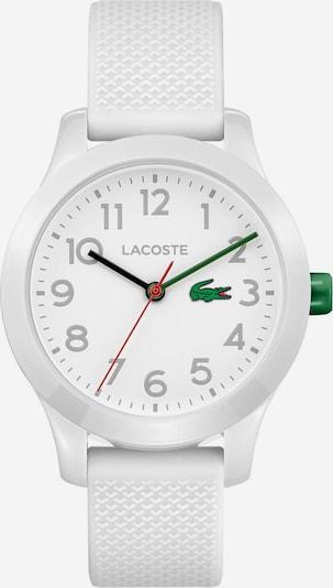 LACOSTE Montre '2030003' en vert / blanc, Vue avec produit