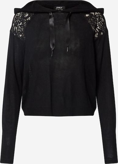 ONLY Sweter 'KARLA' w kolorze czarnym, Podgląd produktu