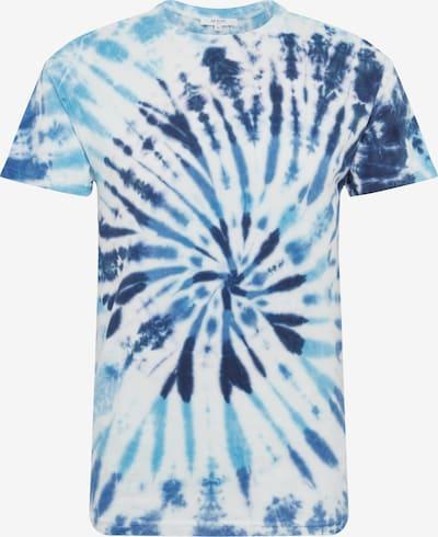 BE EDGY T-Shirt in blau, Produktansicht