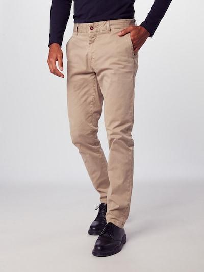 Hailys Men Čino bikses 'Mika' pieejami bēšs: Priekšējais skats