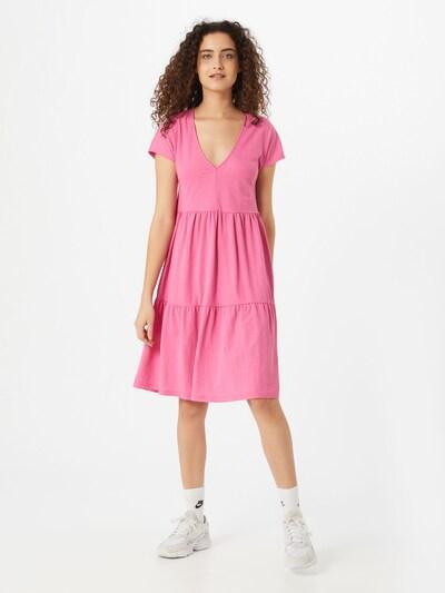 Gina Tricot Kleid 'Adele' in rosa, Modelansicht