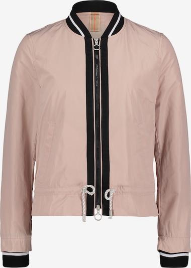 Amber & June Tussenjas in de kleur Rosé / Zwart / Wit, Productweergave