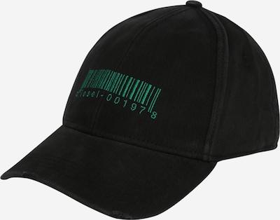 Șapcă DIESEL pe verde / negru, Vizualizare produs
