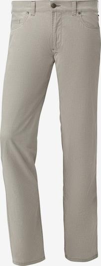 Charles Colby Pantalon 'Baron Jeff' en camel, Vue avec produit