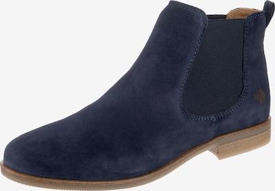 Apple of Eden Chelsea Boots 'Manon' in kobaltblau, Produktansicht