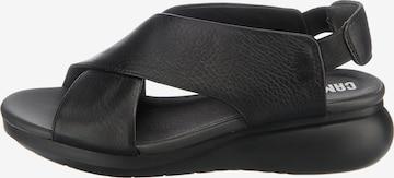CAMPER Sandals in Black