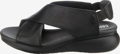 CAMPER Sandales en noir, Vue avec produit
