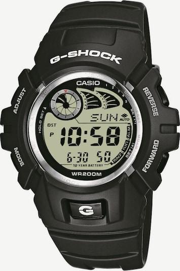 CASIO Uhr in schwarz, Produktansicht