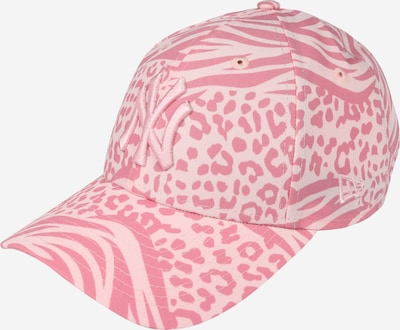 NEW ERA Cap '9FORTY' in rosa / rosé, Produktansicht
