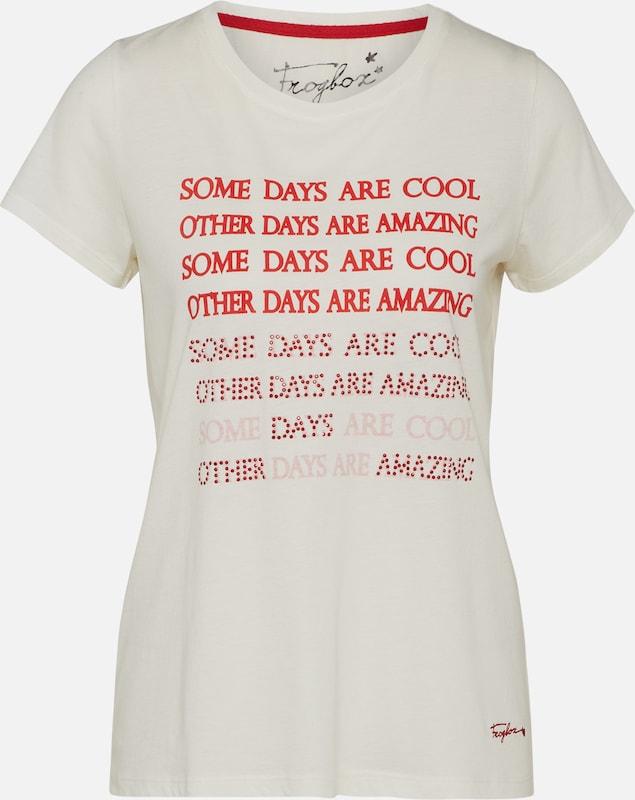 Frogbox T-Shirt in weiß  Neu Neu Neu in diesem Quartal 61d373