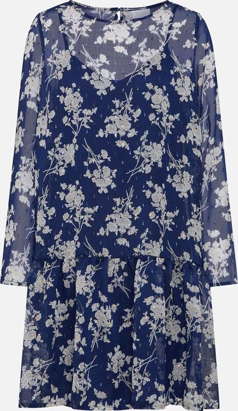 VILA Kleid Kleid Kleid 'VIFLEXA L S DRESS' in navy  Neuer Aktionsrabatt e6ab4f
