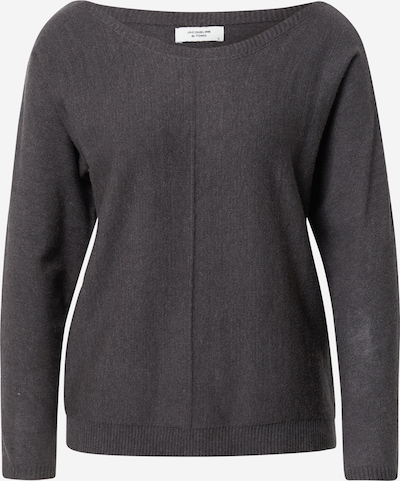 JACQUELINE de YONG Pullover 'POMPEII' in grau, Produktansicht